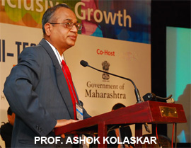 DR. ASHOK KOLASKAR, Ph.D.,D.Sc.(hc),F.N.A.,FNA.Sc. Former Advisor, National Knowledge Commission, New Delhi Former Vice-Chancellor, University of Pune Professor, Biotechnology & Bioinformatics, University of Pune