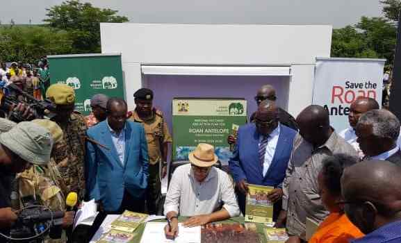 World Wildlife Day celebration at Ruma National Park