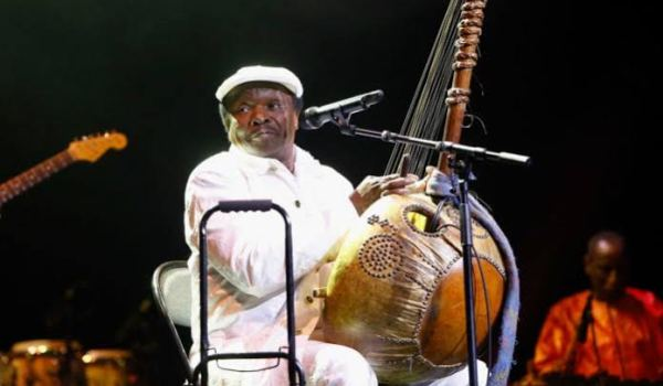 Mory Kante: Legendary African music legend dies aged 70