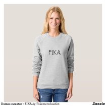 Dames sweater - FIKA