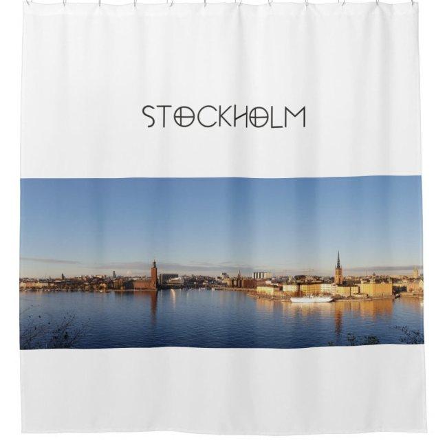 Douchegordijn Stockholm