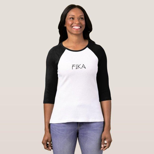 Shirt met lange mouwen - FIKA