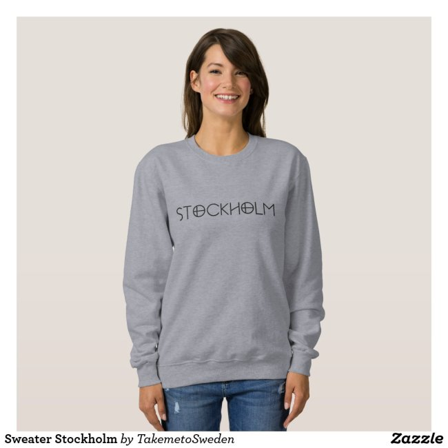 Sweater Stockholm