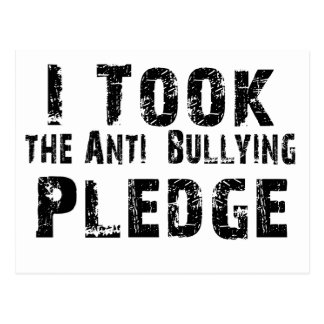 Anti Bullying Postcards, Anti Bullying Post Card Templates