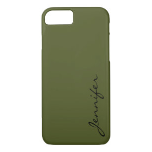 Background Hijau Army : background, hijau, Green, Color, Background, Phone, Tablet, Laptop, Cases, Zazzle