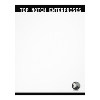 Business Letterhead, Custom Business Letterhead Templates