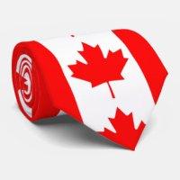 Maple Leaf Neckties - Maple Leaf Ties for Men | Zazzle Canada