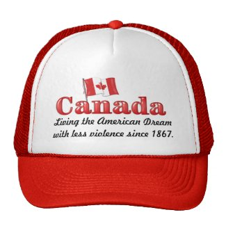 Canadian Dream Hats