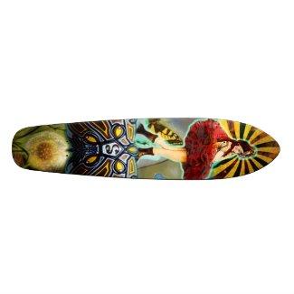 Carnival Fairy Skateboards