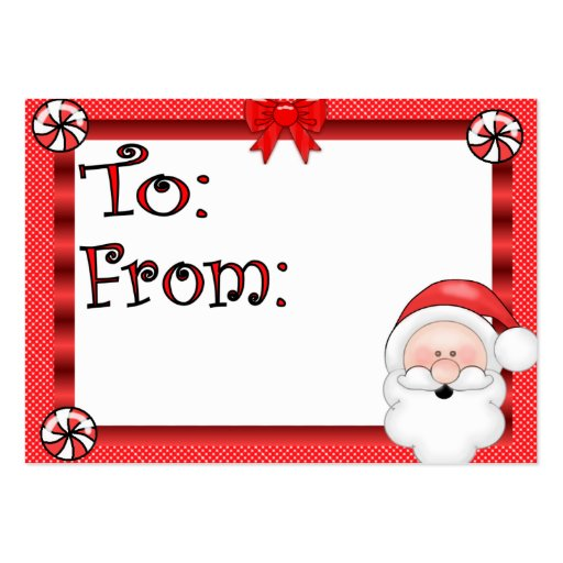 Search Results For Free Personalized Santa Gift Tags