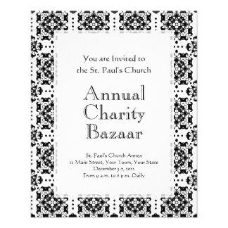 Bazaar Promotional Flyers, Bazaar Promotional Flyer Templates