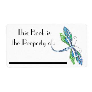 Book Labels, Book Address Labels, Return Address Labels
