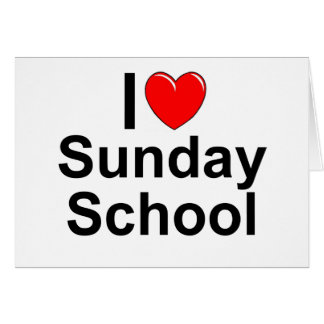 Sunday School Cards, Photocards, Invitations & More