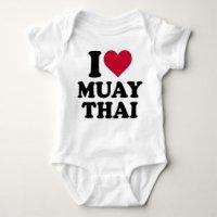 Muay Thai Baby Apparel, Muay Thai Baby Clothes
