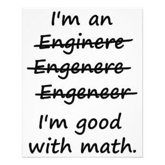 Math Promotional Flyers, Math Promotional Flyer Templates