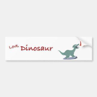 Dinosaur Kids Bumper Stickers, Dinosaur Kids Car Decal Designs