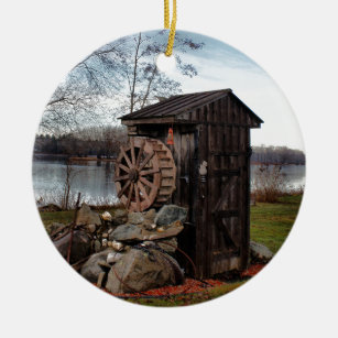 Bathroom Ornaments Christmas Ornaments Zazzle Ca