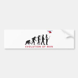 Evolution Bumper Stickers, Evolution Car Decal Designs