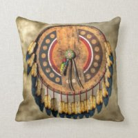 Native American Decorative Pillows | Zazzle.ca