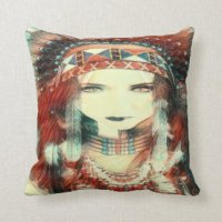 Native American Pillows - Native American Throw Pillows ...