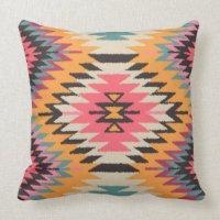 Navajo Decorative Pillows | Zazzle.ca