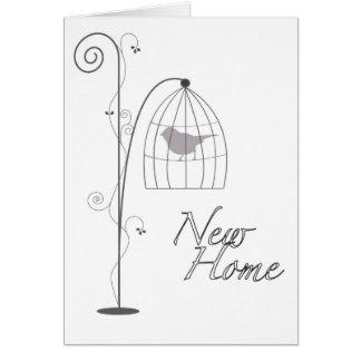 New Home Cards, New Home Greeting Cards, New Home Greetings