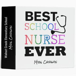 Nursing Binders, Custom Nursing Binder Designs, 3 Ring Binders
