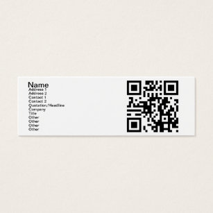 Funny Qr Code Gifts on Zazzle CA