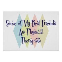 Physical Therapy Posters, Physical Therapy Wall Art