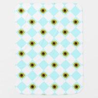 Sunflower Baby Blankets | Sunflower Baby Blanket Designs