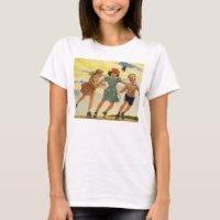 Roller Skate T-Shirts & Shirt Designs | Zazzle.ca