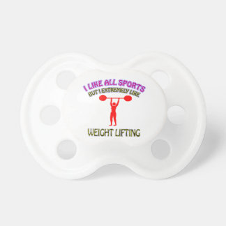 weight lifting designs baby pacifier r93886fa2dec84a98bec7d55128656eea 8byvd 8byvr 324