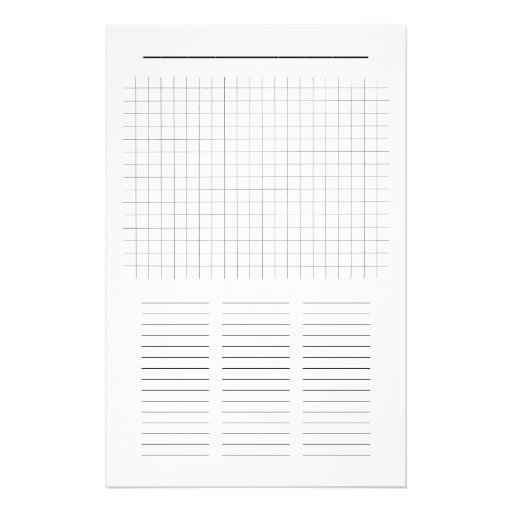 Blank Word Search Puzzle Paper to fill in Stationery Paper