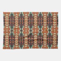 Ethnic Tribal Bohemian Tea Towels | Zazzle.co.nz