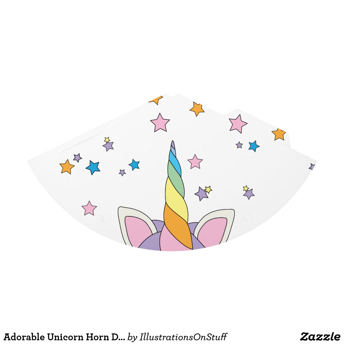 Adorable Unicorn Horn Dress Up Party Hats