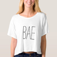 BAE crop top