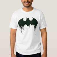 Bat Symbol - Batman Logo Spraypaint T-shirts