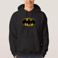 Batman Symbol | Oval Gradient Logo Pullover