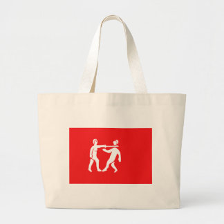 Benin Empire Flag Bags