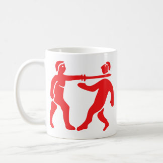 Benin Empire Flag / Emblem Mug