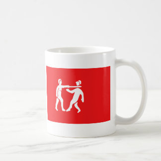 Benin Empire Flag Mugs