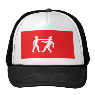 Benin Empire, Nigeria Mesh Hat