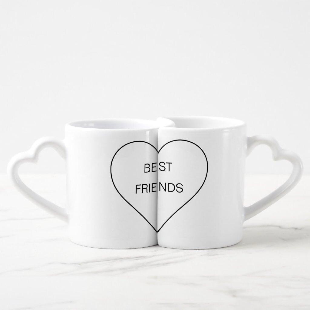 Best Friends cup