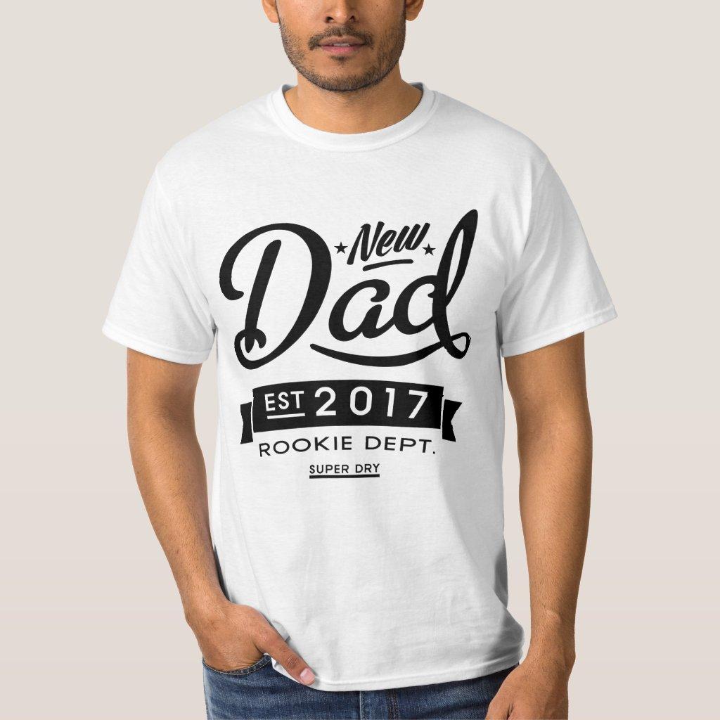 Best New Dad T-Shirt