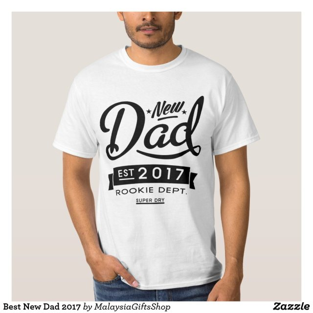 Best New Dad T-Shirt