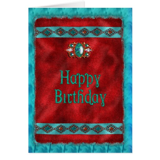 Birthday Native American Southwestern Style Zazzle