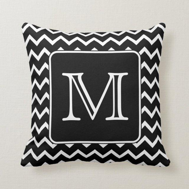 Custom Monogram Cushion