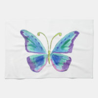 Butterfly Kitchen Towels