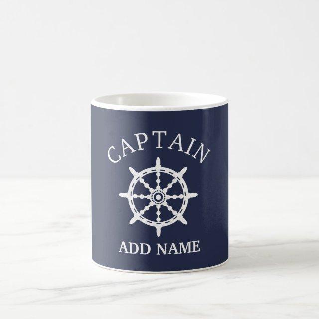 Boat Captain Coffee Mug