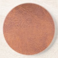Leather Drink & Beverage Coasters